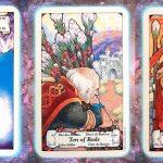 Nine's Path Pleiadian tarot transients