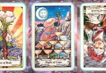 nine's path pleiadian tarot May 9